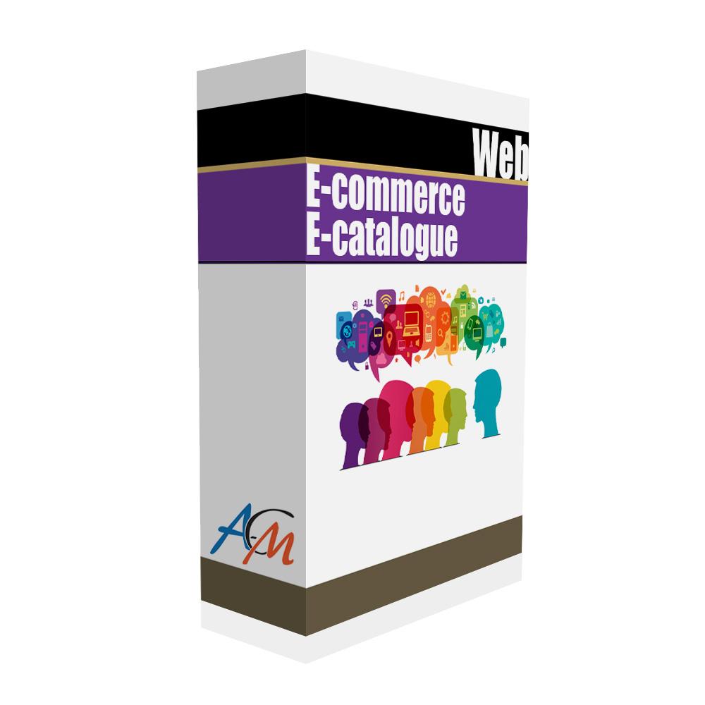 Création site e-commerce et e-catalogue