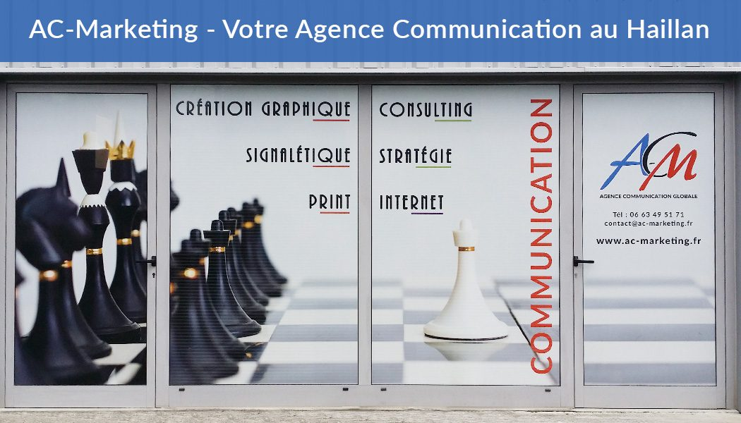 Agence AC-Marketing au Haillan
